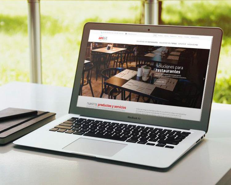 Nuevo sitio web de Ambit Technology
