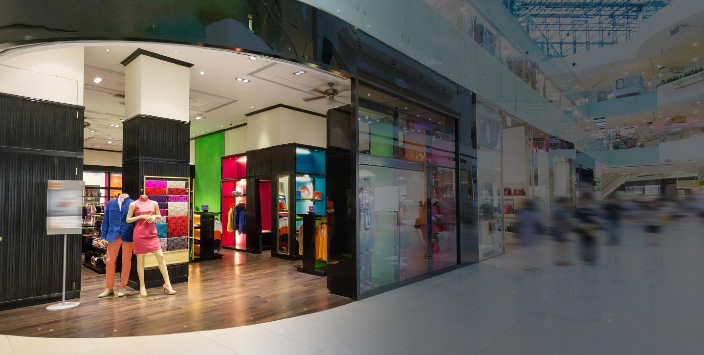 tiendas y retailers