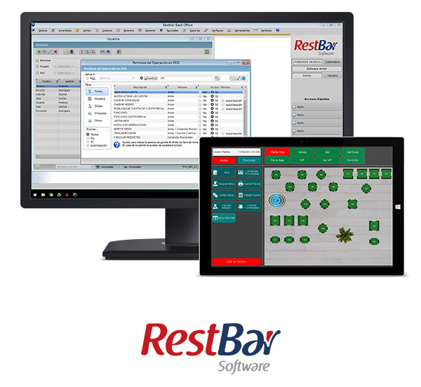 RestBar Software