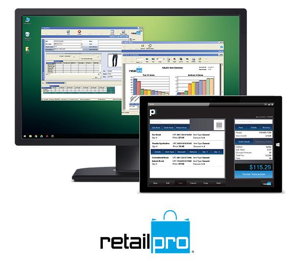 Retail Pro Sistema de Punto de Venta para Tiendas