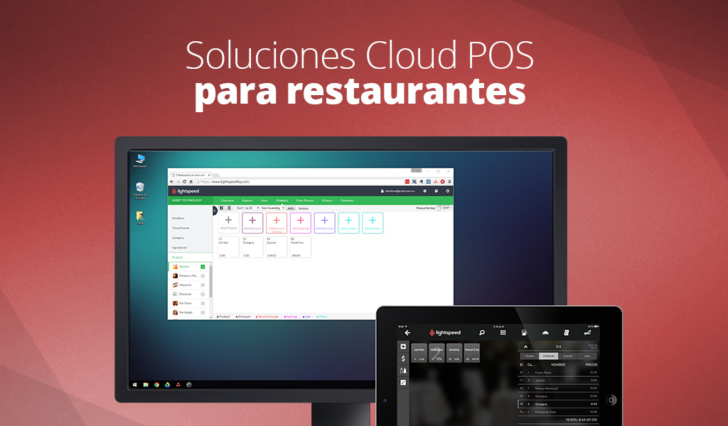 Software Lightspeed Restaurant