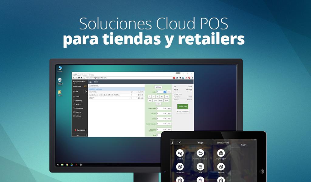 Software Lightspeed Retail