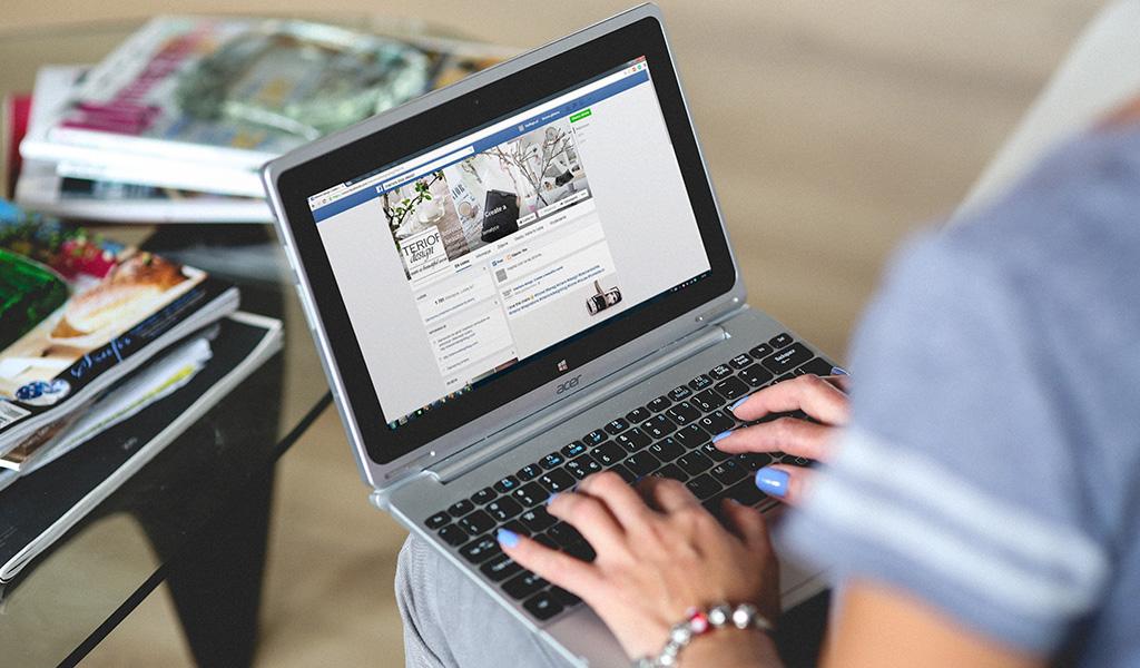Crea una página de Facebook para Empresas