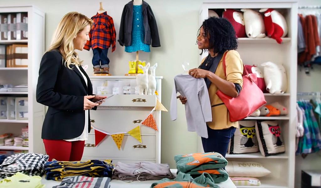 Atiende a tus clientes tan pronto entren a tu tienda