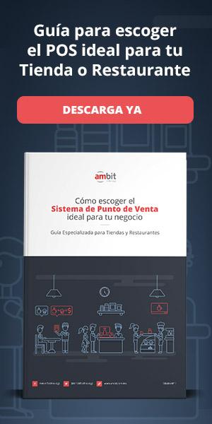 Descargar guía eBook Cómo escoger el Sistema de Punto de Venta  ideal para tu negocio